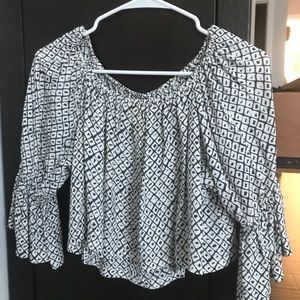 Stone Cold Fox Idaho Off the Shoulder Blouse